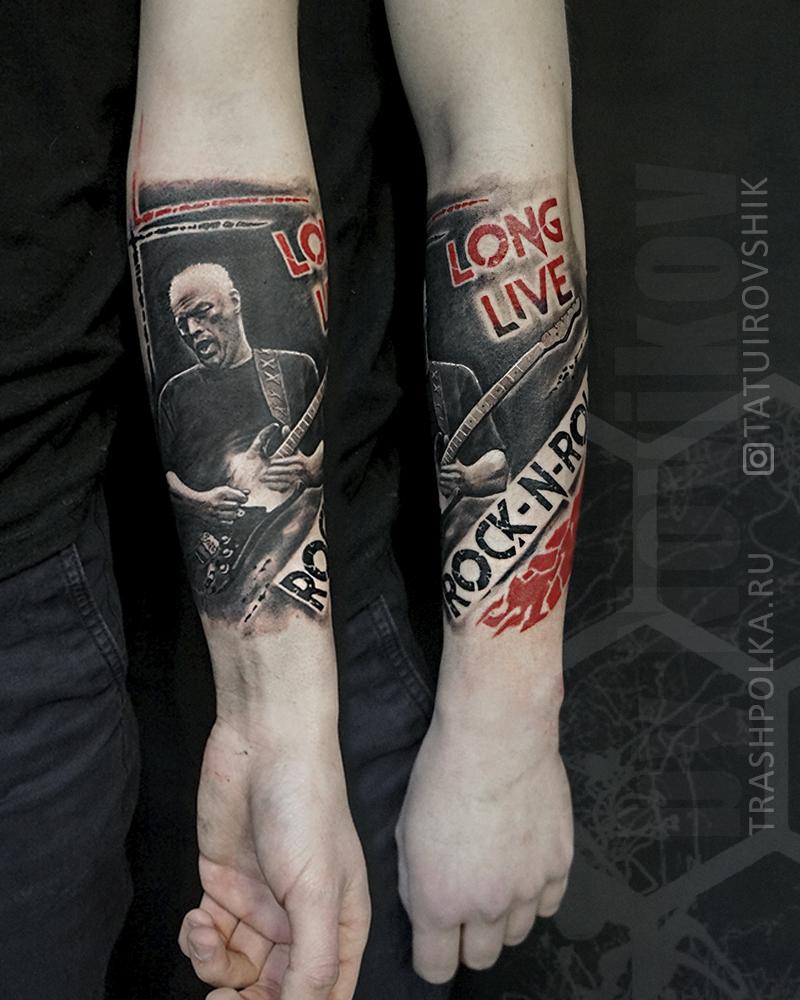 Tattoo Rock-N-Rolll
