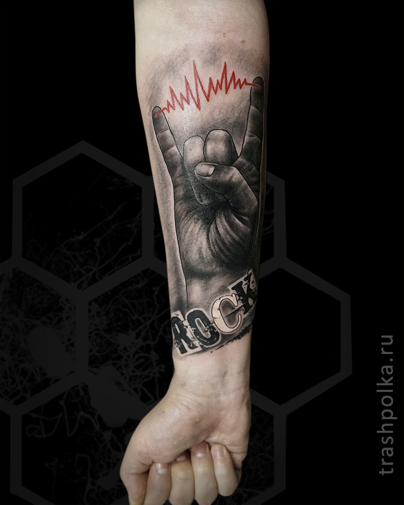 trash-polka-tattoo-rock-n-roll